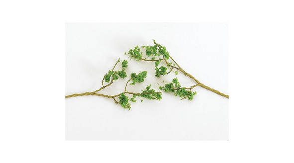 Bachmann Wire Foliage Branches Light Green (60) 32645