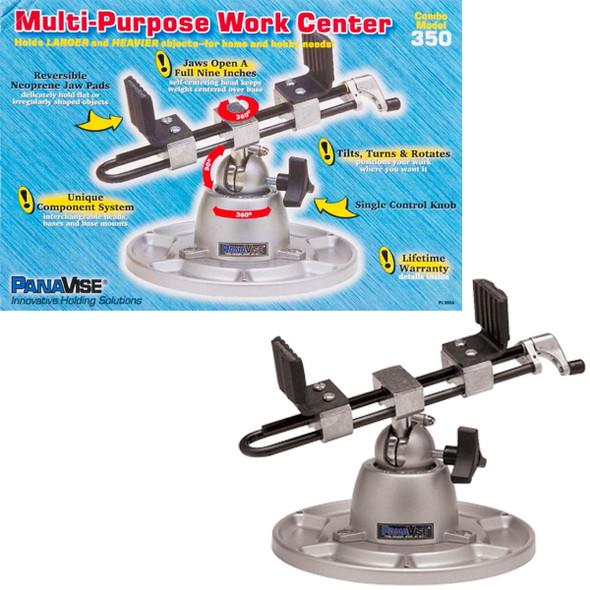 Panavise 350 Multi-Purpose Multi-Position Work Center