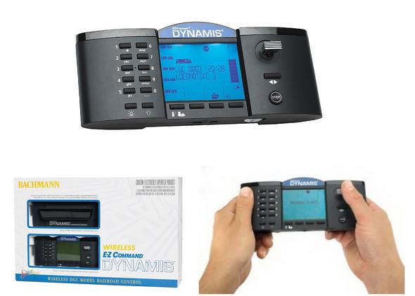 Bachmann 36505 E-Z Command Dynamis Wireless DCC All Scales