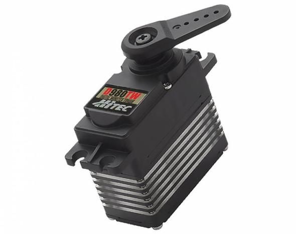 Hitec D-980TW 32-Bit Monster Torque Titanium Gear Servo