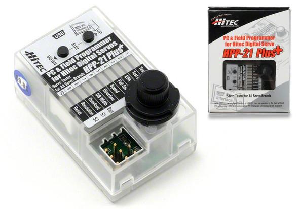 Hitec 44460 HPP-21 Plus Digital Servo Programmer