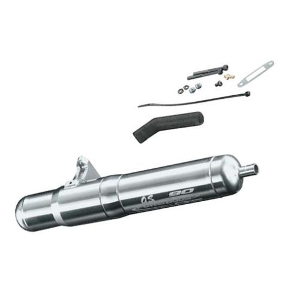 O.S. PowerBoost Muffler Pipe 91HZ Series T-REX