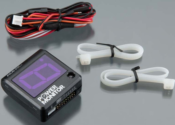 Ace RC Real Time Battery Meter / Monitors Lipo Battery & NiMH