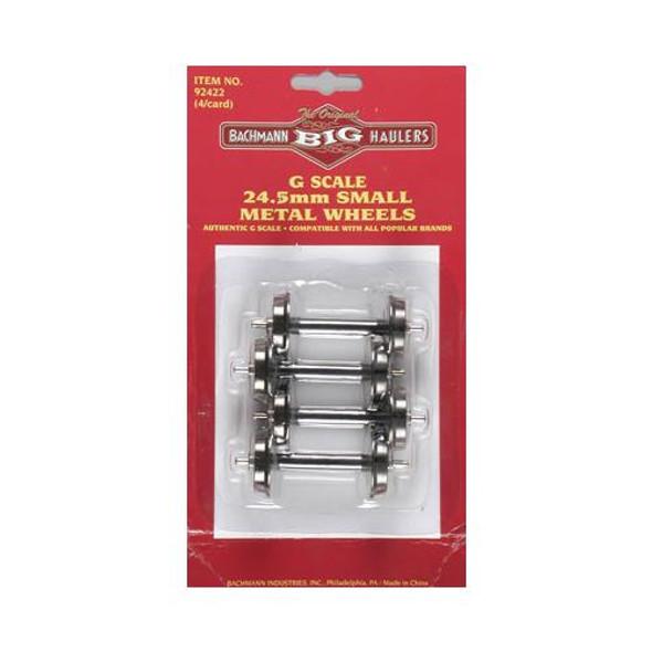 Bachmann Metal Wheels Small (4) G Train 92422