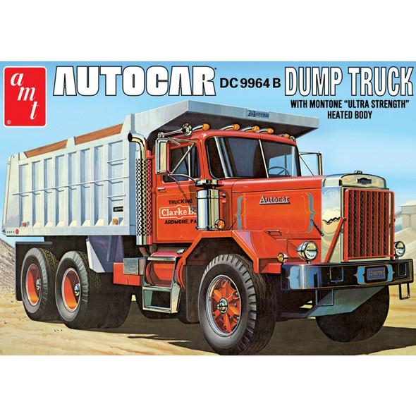 AMT 1150 Autocar DC-9964B Dump Truck Plastic Model Kit 1:25 Scale