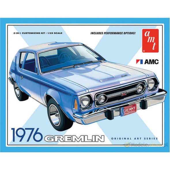 AMT Plastic Model 1976 AMC Gremlin 2-IN-1 Customizing Kit : 1:25 Scale