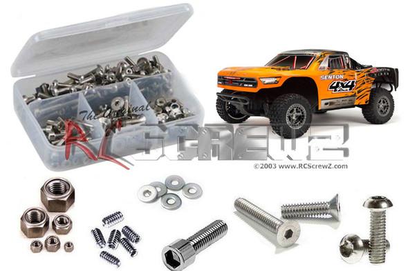 RC Screwz ARA030 Arrma RC Senton 3S BLX #102721 Stainless Screw Kit