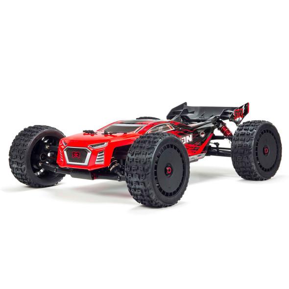 ARRMA ARA106048 1/8 TALION 6S BLX 4WD Brushless Sport Truggy RTR Red/Black