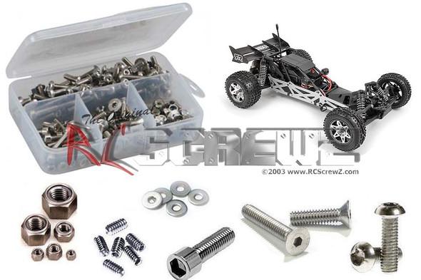 RC Screwz ARRM001 Arrma RC Raider Desert 2wd Buggy #AR102662 Stainless Screw Kit
