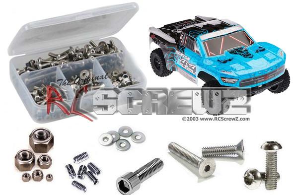 RC Screwz ARRM017 Arrma Senton 4x4 Mega Stainless Screw Kit