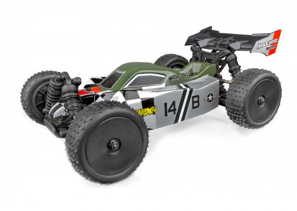 Associated 20175 1:14 REFLEX 14B Off-Road 4WD Brushless Buggy RTR