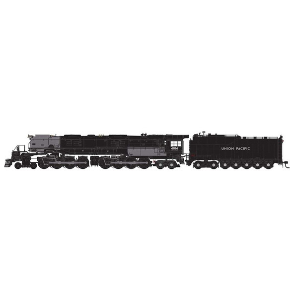 Athearn ATH04014 4-8-8-4 w/DCC & Sound UP/Promontory #4014 Locomotive N Scale