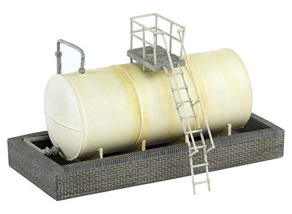Bachmann Fuel Storage Tank HO Train Trackside Accessory 35110