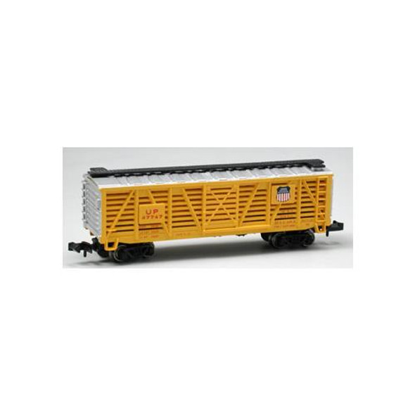 Bachmann 71551 N Scale 40' Stock Cars Union Pacific