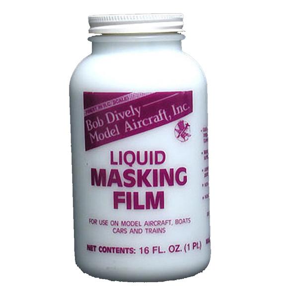Bob Dively Liquid 3010 Masking Film 16 oz