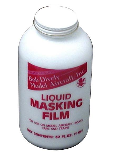 Bob Dively Liquid 3020 Masking Film 32 oz