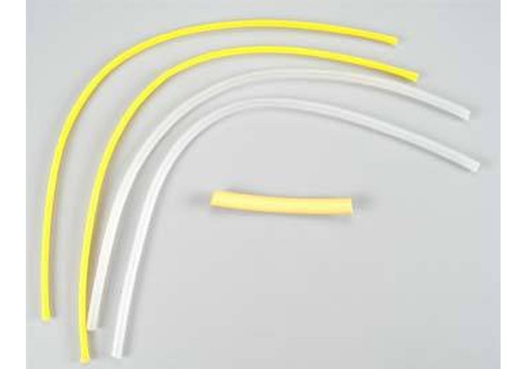 RB Innovations Braided Fuel Line Kit Yellow