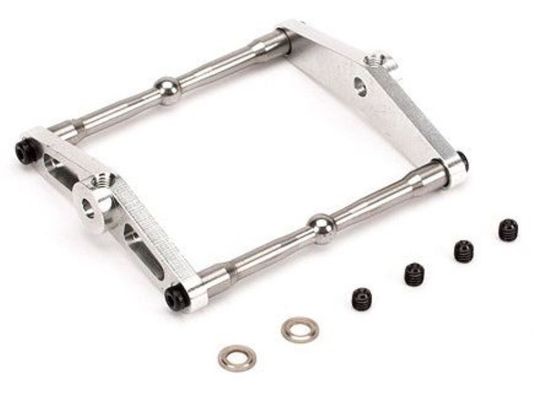 Blade 500 3D Aluminum Flybar Paddle Control Frame Arm Set BLH1824A