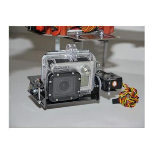 PHANTOMOUNT DJI F450 X2 C/F WIDE 2 AXIS GIMBAL PHM-G002W