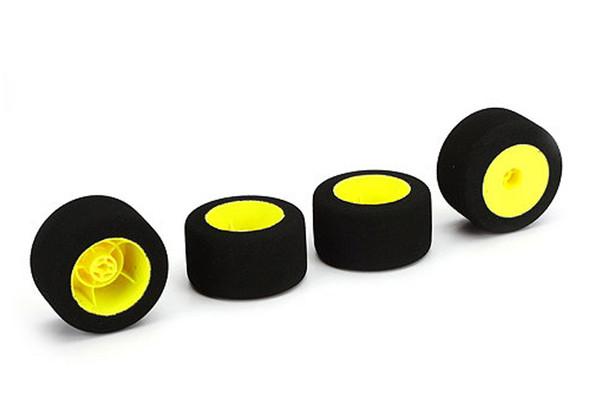 BRP BRP640 Foam Racing Tires (2) : 18-T, 18MT
