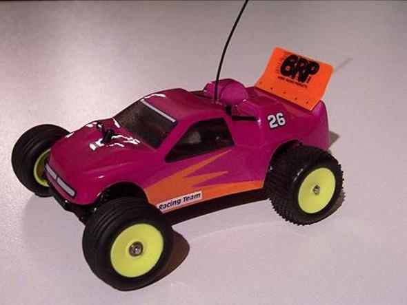 BRP BRP710 Body Clear Micro-T / Micro-B