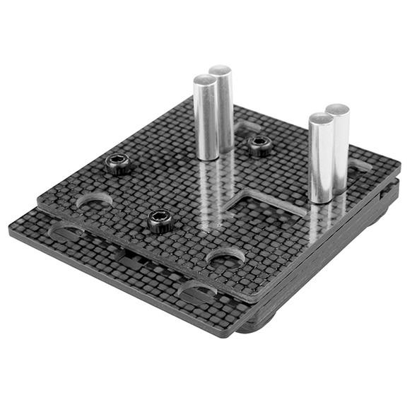 Corally C-16307 Universal Soldering Jig - Carbon Fibre