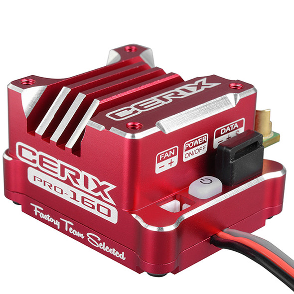 Corally C-53003 Cerix PRO 160 2-3S BL ESC : 1/10 Sensored & Sensorless Motors 160A