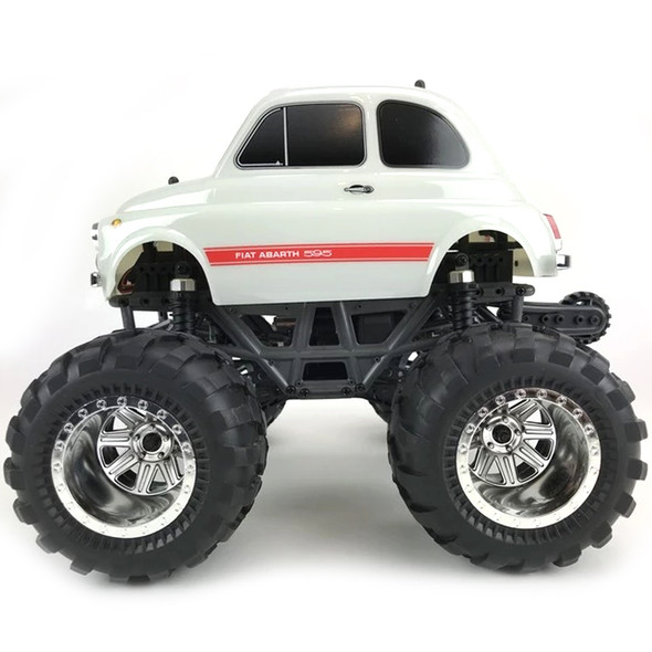 CEN Racing CEG8910 Fiat Abarth 595 1/12 Scale 2WD Solid Axle Monster Truck