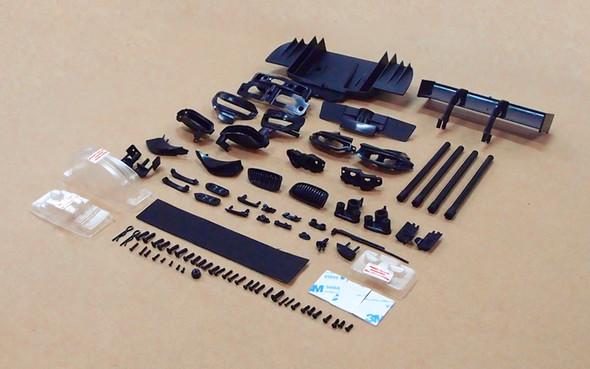 Carisma 15438 M40S BMW M4 DTM 2014 Body Plastic Parts / Rear Bumper Set