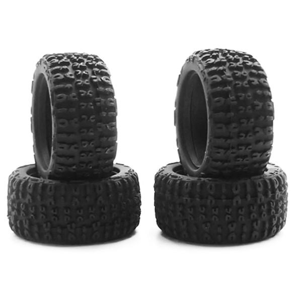 Carisma 15693 GT24TR / MT Tires (4): 45 Shore