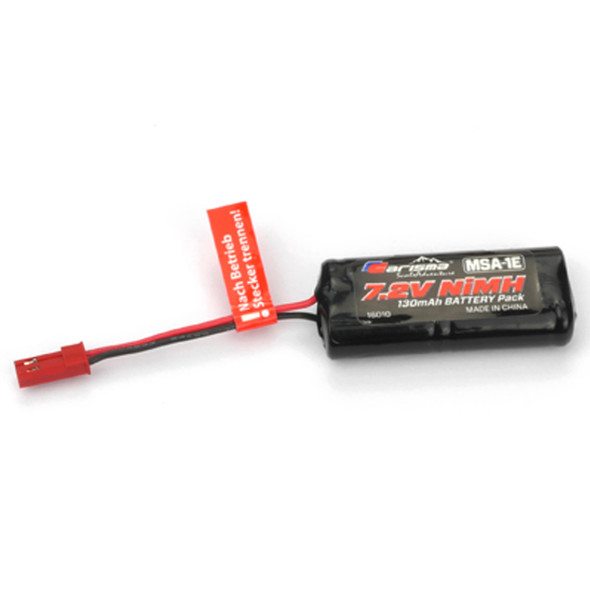 Carisma 16010 7.2V Nimh 130Mah Battery Pack : MSA-1E