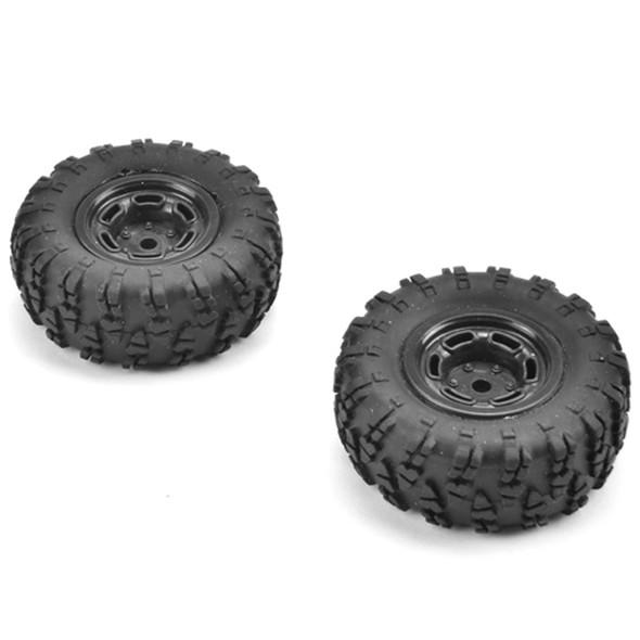 Carisma 16049 Wheel & Tyre Set (2) : MSA-1E