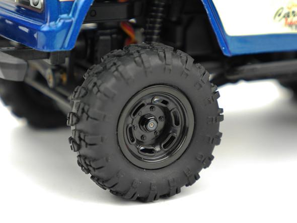 Carisma 16092 Wheel Lock Nut Set Black : MSA-1E