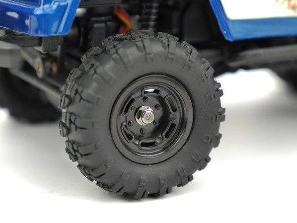 Carisma 16093 Wheel Lock Nut Set Grey : MSA-1E
