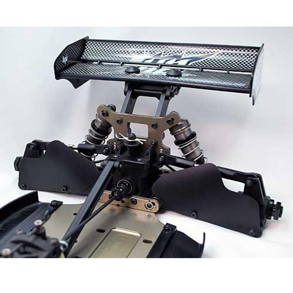 DE Racing DER-110-HB Mud Guards for Hot Bodies D8 / VE8 and HPI Vorza