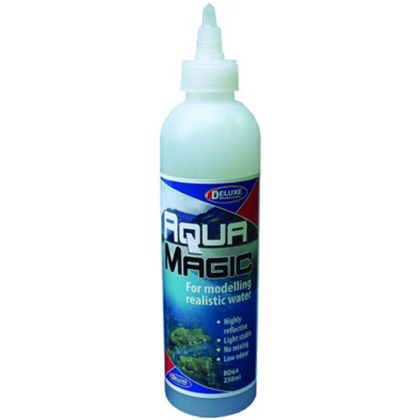 Deluxe Materials BD64 Aqua Magic 250ml Modeling Realistic Water
