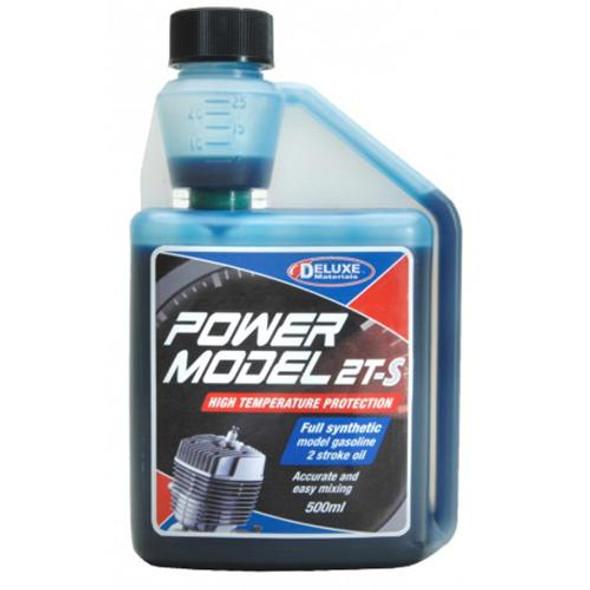 Deluxe Materials LU01 PowerModel 2T-S 2 Stroke Oil 500ml