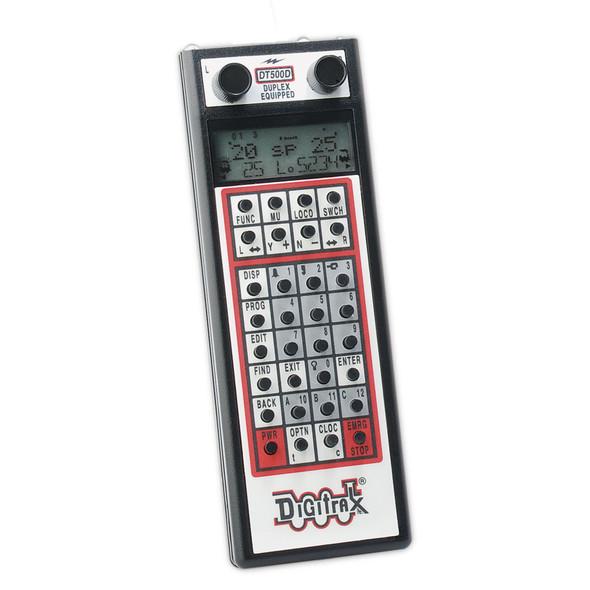 Digitrax DT500D Advanced Duplex Radio Equipped Super Throttle