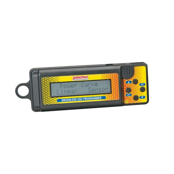 Duratrax Brushless ESC Digital Programmer for DE10 Electronic Speed Controller
