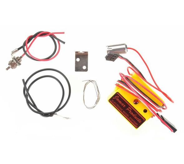 EMS EMO0037 Single Glow Driver W/ Futaba J Compatible Plug