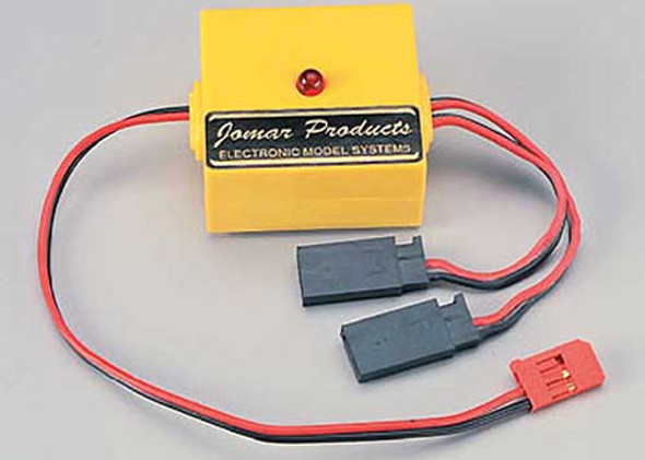 EMS Ultimate Battery Backer Futaba J 00012