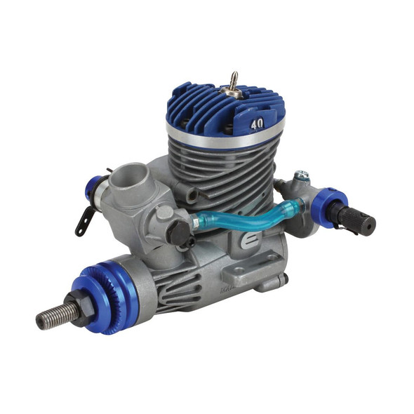 Evolution Engines EVOE0401 40NX RC Glow Engine with Muffler