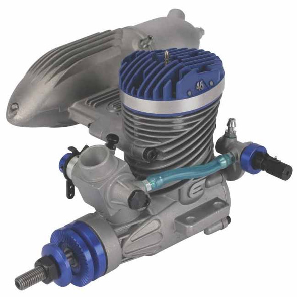 Evolution EVOE0461 .46NX Glow Nitro Engine w/ Muffler ( .40 to .50 Airplanes )