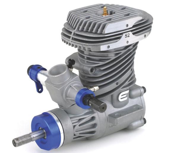 Evolution EVOE0520H .52NX Heli Glow / Nitro Engine without Muffler