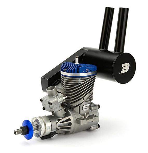 Evolution 20GX 20cc (1.20 cu. in.) Gas Engine EVOE20GX