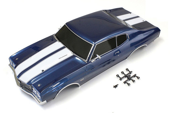 Kyosho FAB406 Completed Body Set Chevelle Fathom Blue