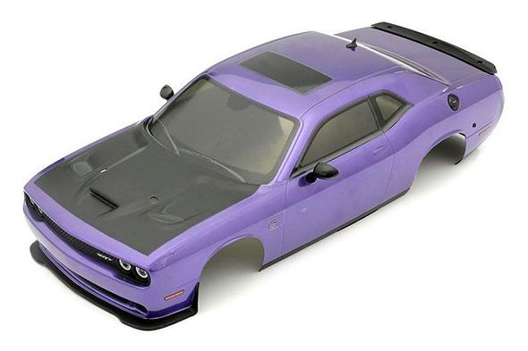 Kyosho FAB701P Dodge Challenger 2015 T1 Purple Painted Body Set : Fazer Mk.2