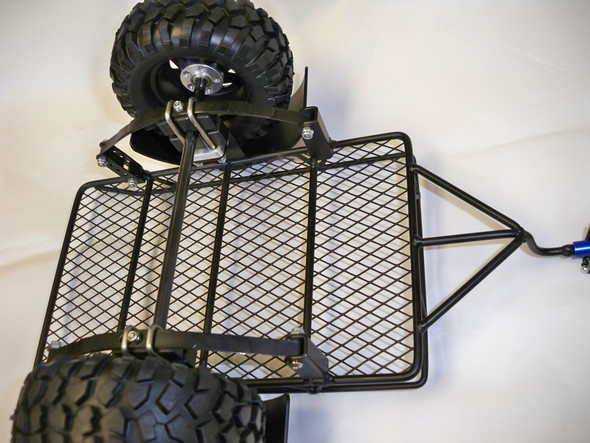 Gmade FMT-1000 Full Metal TOY Utility Trailer 1/10 Scale Trucks & Crawlers