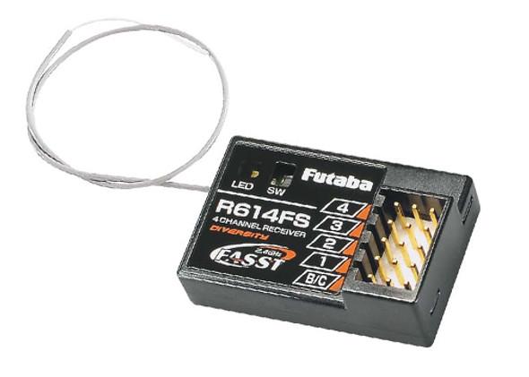Futaba R614FS 2.4GHz FASST Receiver 4PKS
