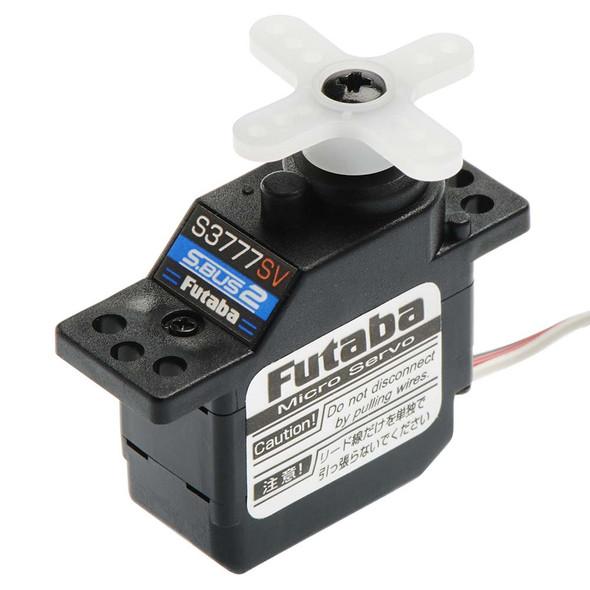 Futaba FUTM0659 S3777SV S.Bus2 Micro Digital Programmable HV Servo